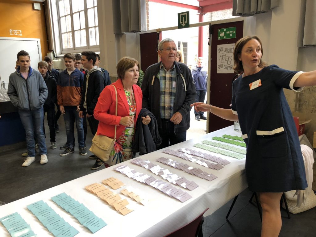 Openschooldagen VTI Roeselare 2018