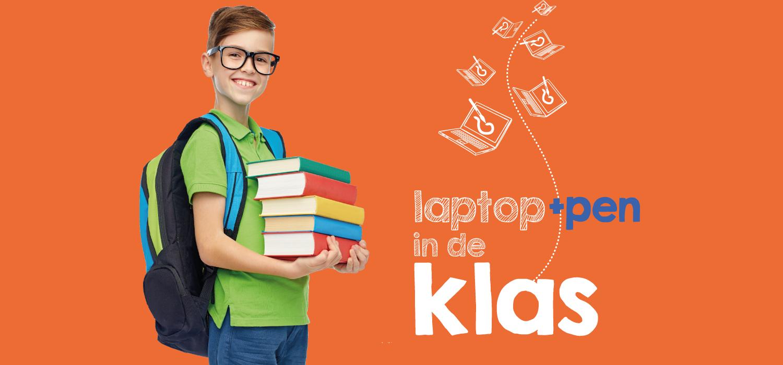 VTI ROeselare Laptop + pen project