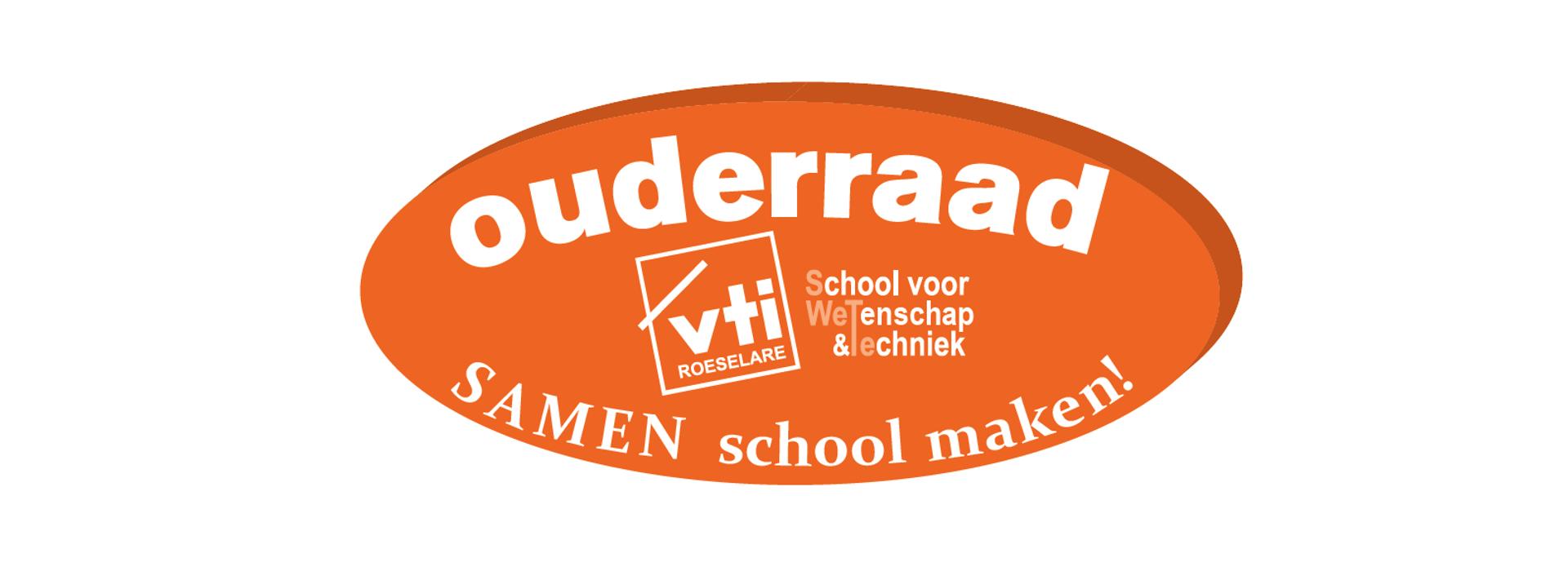 VTI Roeselare ouderraad logo