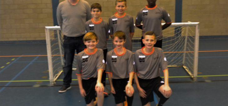 VTI neemt deel aan Moev-minivoetbalcompetitie