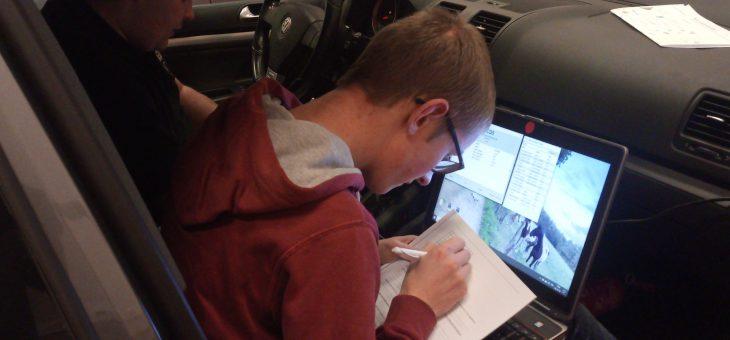 Leerlingen 6SAT (tso autotechnieken) volgen traject Motormanagement bij Educam