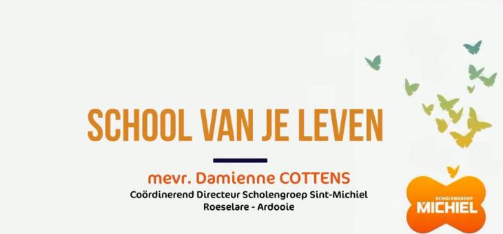 """De webinar """"Naar het eerste jaar secundair"""" van Sint-Michiel voor ouders"""