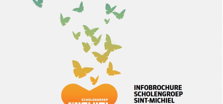 De infobrochure voor 12-jarigen van Sint-Michiel