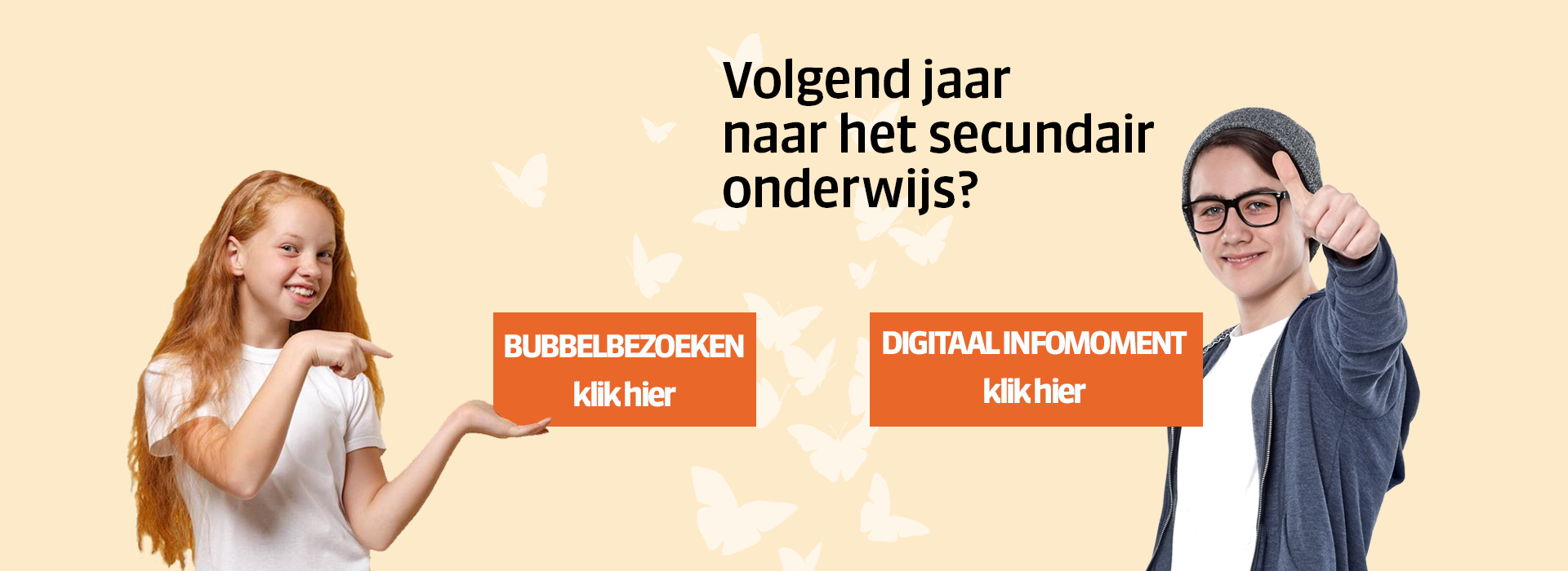 digitaal moment of bubbelbezoek op VTI Roeselare